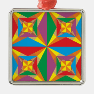 Modelo triángulo pattern triangles