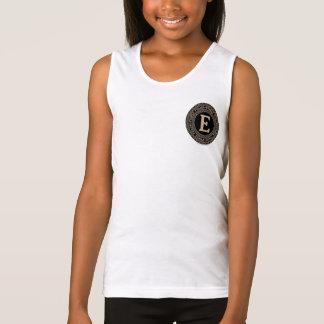 Modelo tribal de la Mujer Maravilla Camiseta De Tirantes