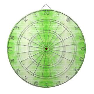 Modelo verde claro de la textura de la pendiente diana
