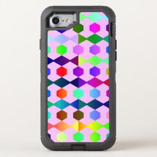 modelo vivo divertido 3 (c) funda OtterBox defender para iPhone 8/7