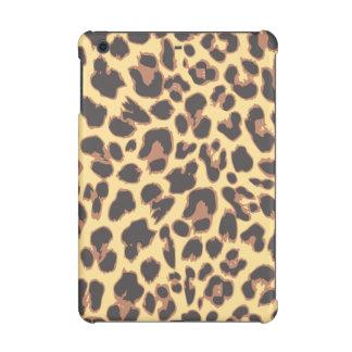 Modelos de la piel animal del estampado leopardo