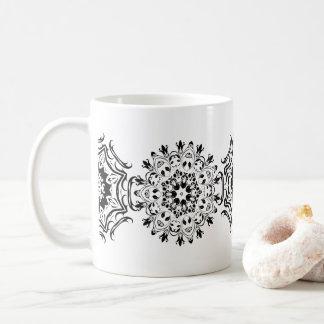 Modelos de Zentangle Taza De Café