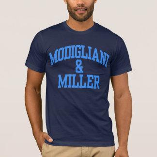 Modigliani y Miller - finanzas corporativas Camiseta