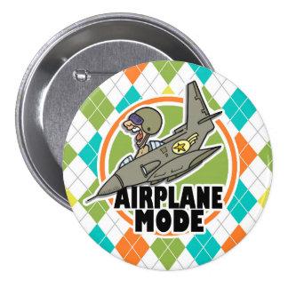 Modo del aeroplano; Modelo colorido de Argyle