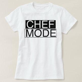 ¡Modo del cocinero! Camiseta
