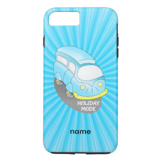 Modo Van del día de fiesta Funda iPhone 7 Plus