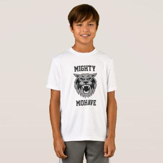 Mohave poderoso - camiseta salvaje de la juventud