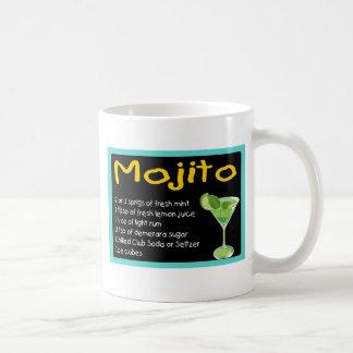 Mojito Recipe Taza De Café