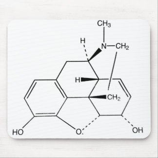 Molécula Mousepad de Propofol Alfombrilla De Ratón