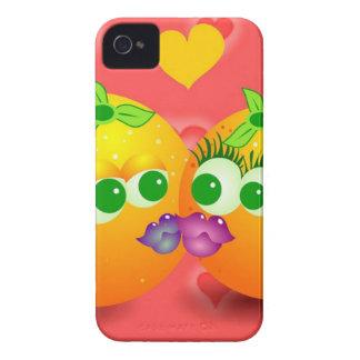 Molestia de la diversión de Orang iPhone 4 Case-Mate Carcasas