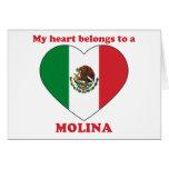 Molina Felicitación