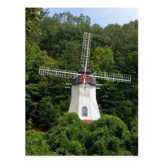 molino de viento de Helen Georgia Postal