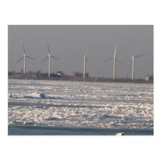 molinos de viento del búfalo, NY Postal