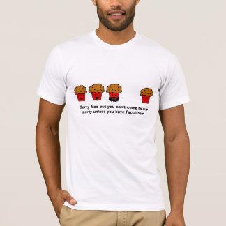 Molletes comunistas camiseta