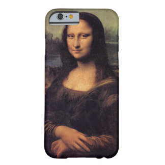 Mona Lisa Funda De iPhone 6 Barely There
