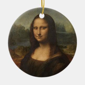 Mona Lisa (La Gioconda) Adorno De Reyes