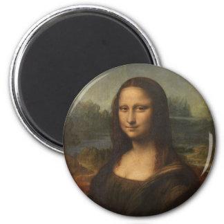Mona Lisa (La Gioconda) Imanes