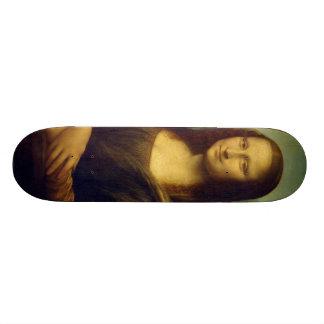 Mona Lisa Patín Personalizado
