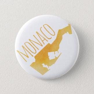 Mónaco Chapa Redonda De 5 Cm