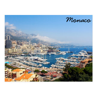 Mónaco Postal