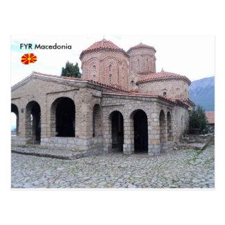 Monasterio de St. Naum, FYR Macedonia Postal