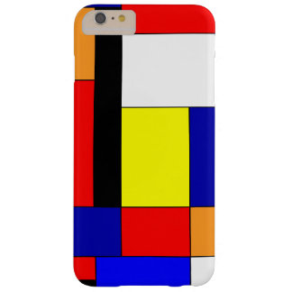 Mondrian #9 funda barely there iPhone 6 plus