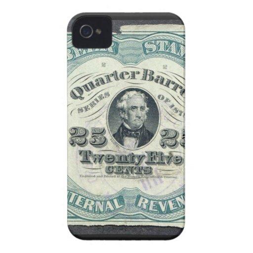 Moneda del vintage iPhone 4 fundas