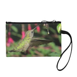 Monedero del colibrí
