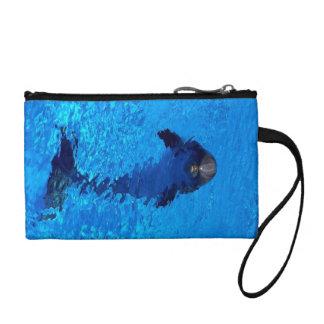 Monedero del mitón del delfín
