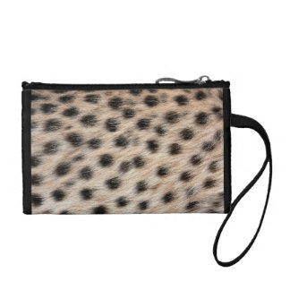 Monedero Impresión del guepardo