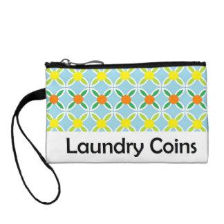 Monedero - monedas del lavadero