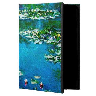Monet-Agua-Lirios de Claude Funda Para iPad Air 2
