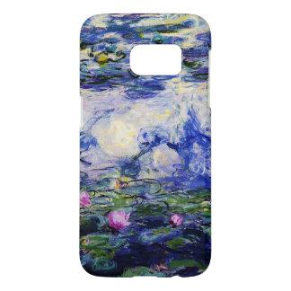 Monet-Agua-Lirios de Claude Funda Samsung Galaxy S7