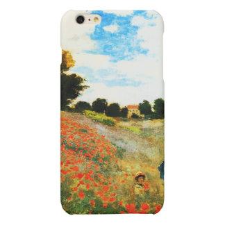 Monet-Amapolas de Claude en Argenteuil