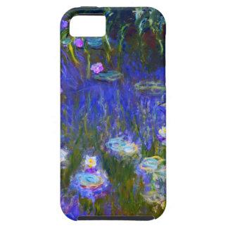 Monet - lirios de agua 1922 iPhone 5 Case-Mate protector