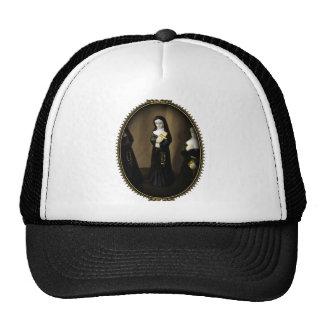Monja de lujo gorra