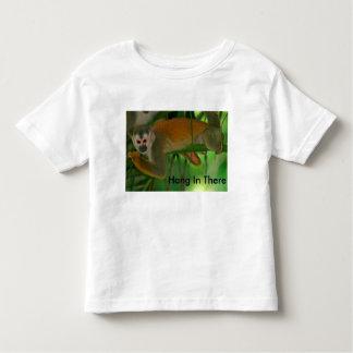 Mono - caída adentro allí camiseta