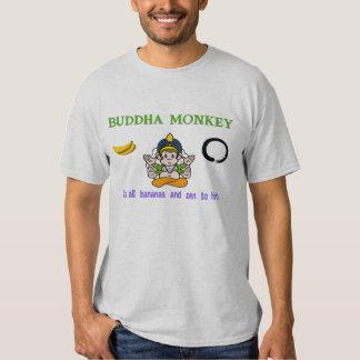 Mono de Buda Camisas