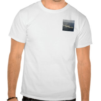 Mono de la cubierta de USS Jarret Camisetas