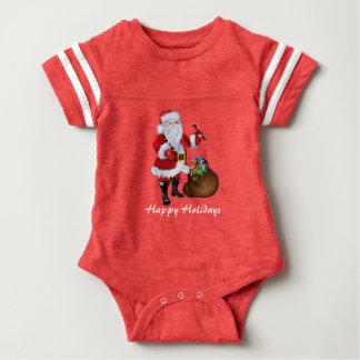 Mono del bebé de Santa Body Para Bebé