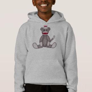 Mono del calcetín de Lura