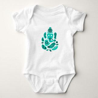 Mono del jersey del bebé de Ganesha