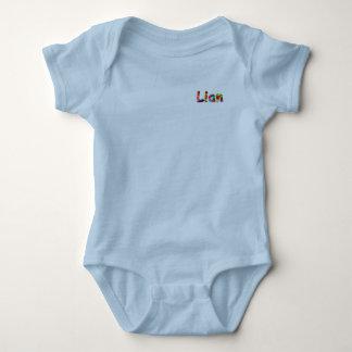 Mono del jersey del bebé de Lian
