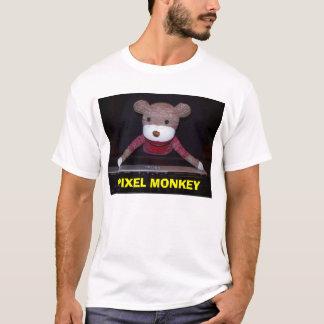 Mono del pixel, MONO del PIXEL Camiseta