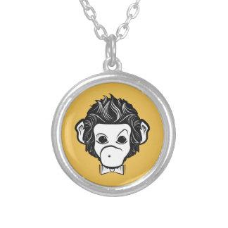 mono del señor pendientes personalizados