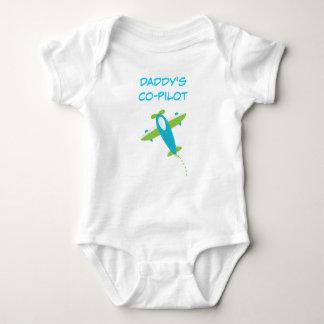 Mono experimental del jersey del bebé del Co del