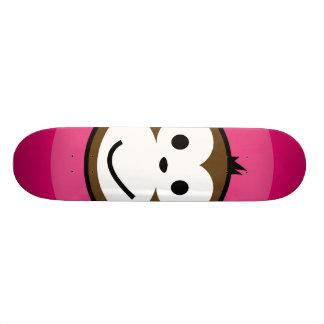 Mono fresco tablas de skate