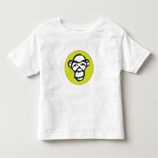 Mono melancólico camiseta