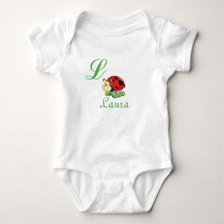 Mono personalizado del jersey del bebé