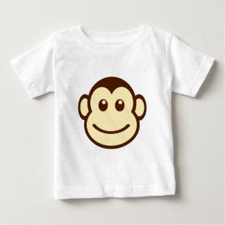 Mono precioso adorable lindo camiseta para bebé